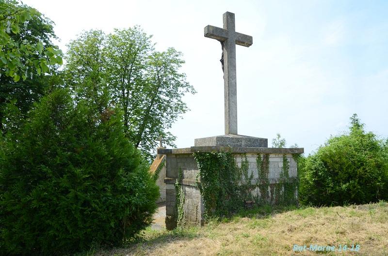 St Rigobert: Sa chapelle à Gernicourt et la légende de son oie 1811