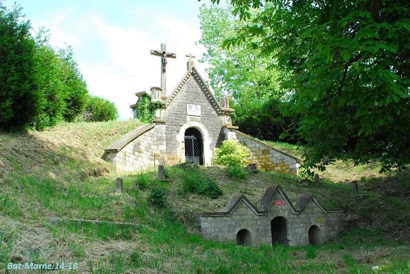 St Rigobert: Sa chapelle à Gernicourt et la légende de son oie 2-110