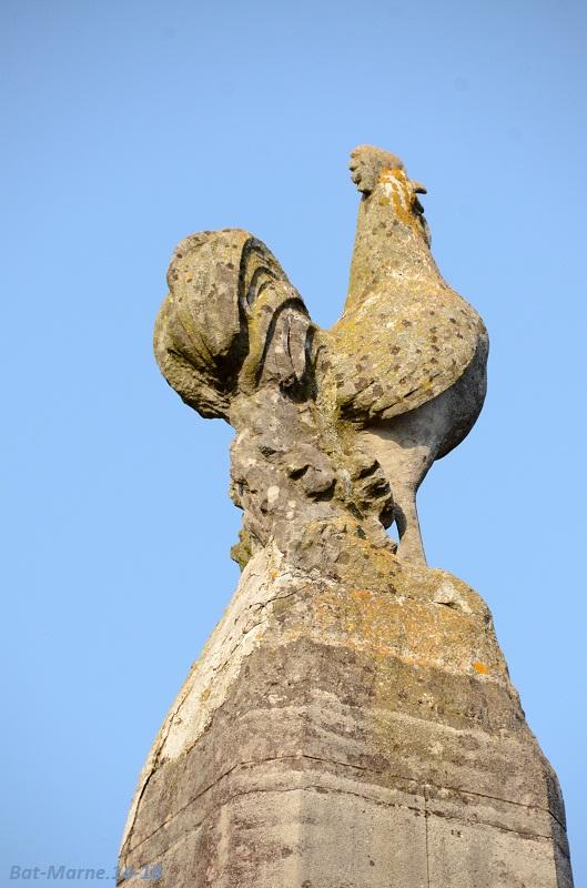 Le Monument aux Morts de Loivre 2110