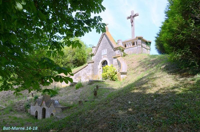 St Rigobert: Sa chapelle à Gernicourt et la légende de son oie 221