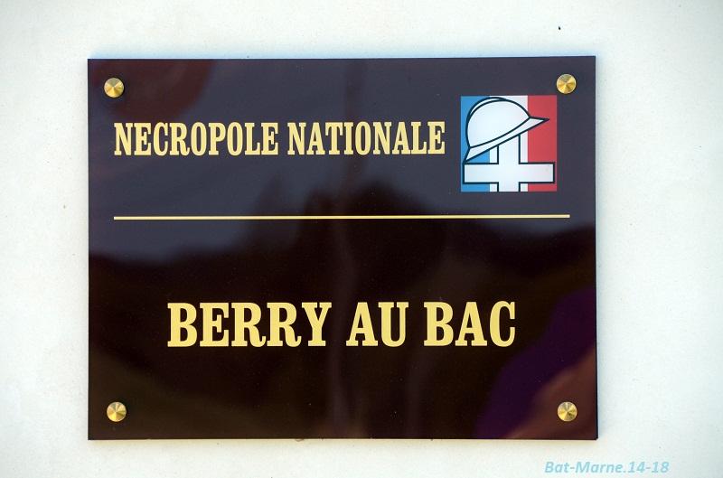 La Nécropole Nationale de Berry-au-Bac 223