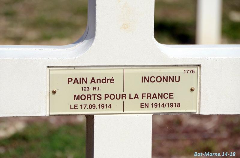 La Nécropole Nationale de Berry-au-Bac 2412