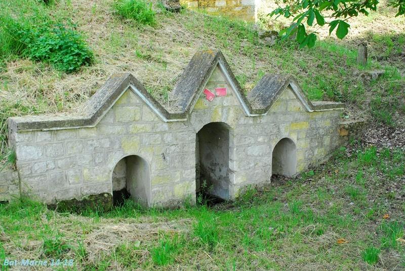 St Rigobert: Sa chapelle à Gernicourt et la légende de son oie 3-110