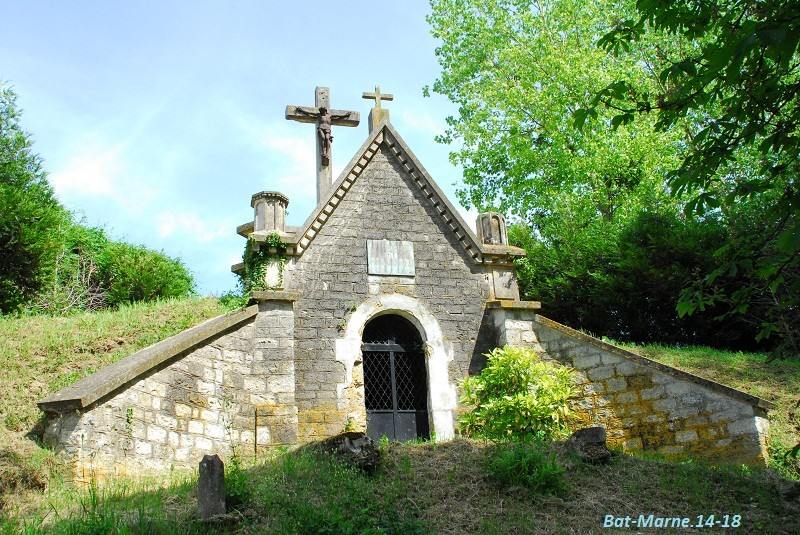 St Rigobert: Sa chapelle à Gernicourt et la légende de son oie 3-210
