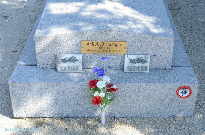 Le cimetière communal de Cormicy (51)  2e partie 3010