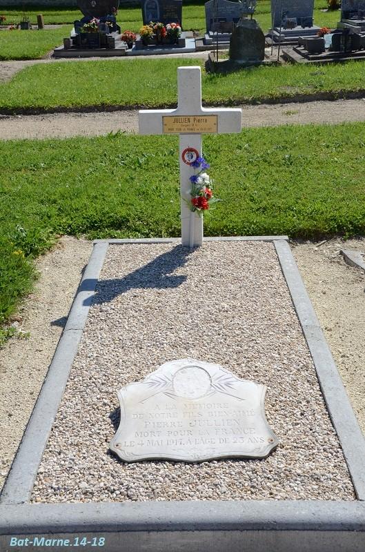Le cimetière communal de Cormicy (51)  2e partie 3110
