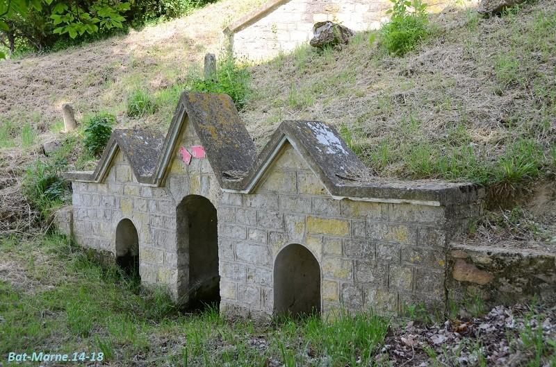 St Rigobert: Sa chapelle à Gernicourt et la légende de son oie 318