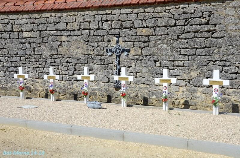 Le cimetière communal de Cormicy (51)  1e partie 319