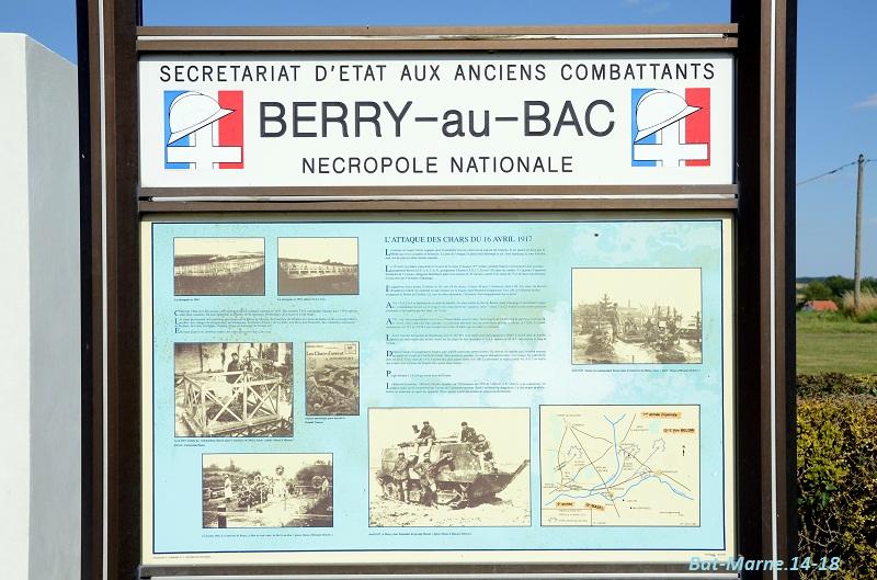 La Nécropole Nationale de Berry-au-Bac 320