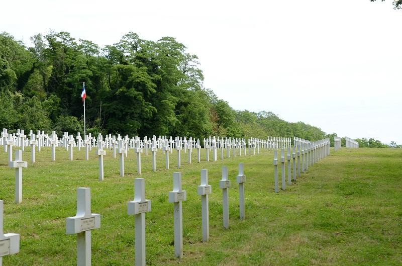 la Nécropole Nationale d'Oeuilly (02) - 1ère partie 326