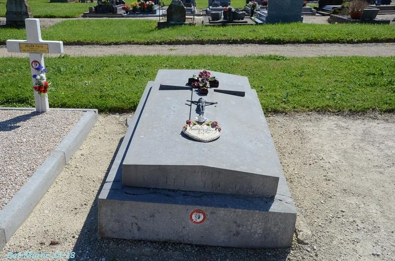 Le cimetière communal de Cormicy (51)  2e partie 3410