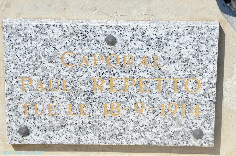 Le cimetière communal de Cormicy (51)  1e partie 3810