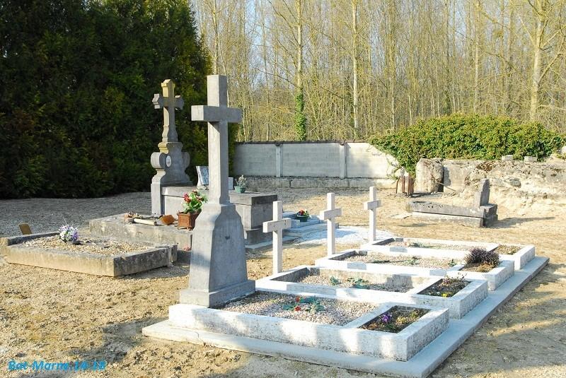Le cimetière communal de Loivre (1ère partie) 3_10