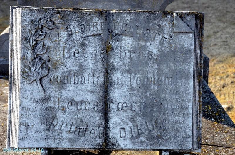 Le cimetière communal de Loivre (1ère partie) 3_1010