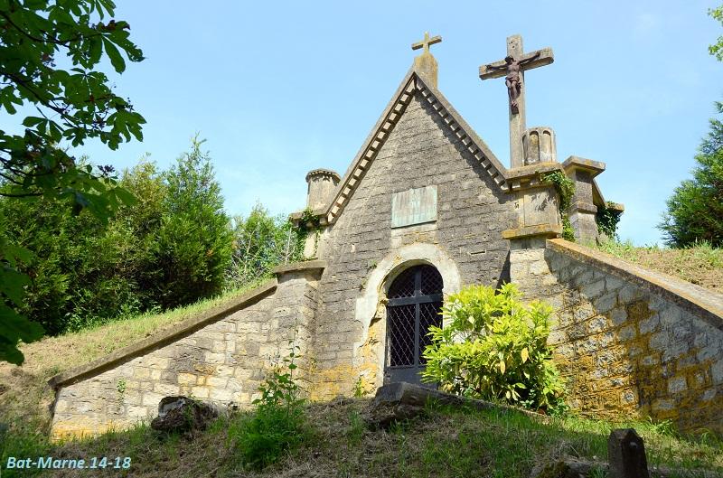 St Rigobert: Sa chapelle à Gernicourt et la légende de son oie 418