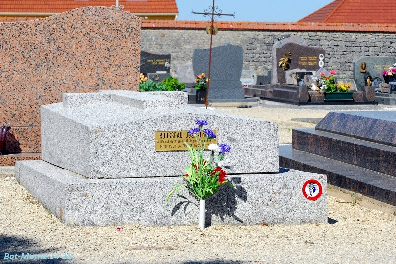 Le cimetière communal de Cormicy (51)  1e partie 4310