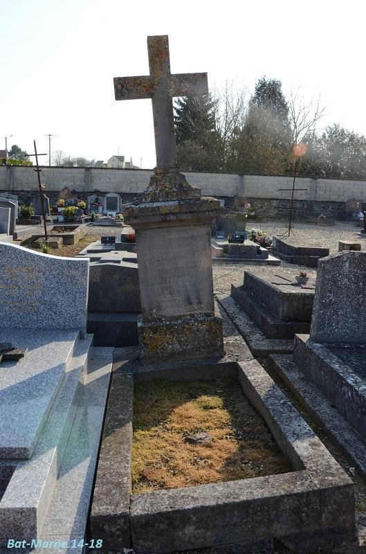 Le cimetière communal de Loivre (1ère partie) 4_10