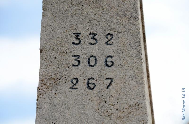 Monument à la 69e Division d'Infanterie à Cormicy (51) 514