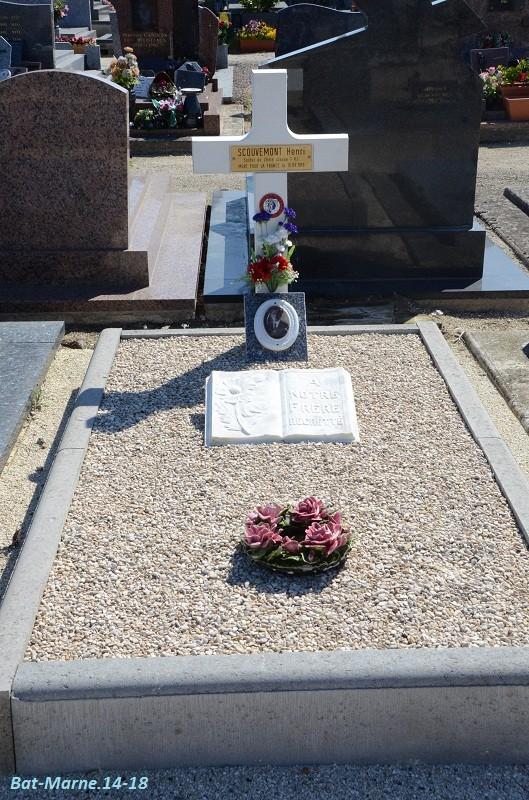 Le cimetière communal de Cormicy (51)  2e partie 5310
