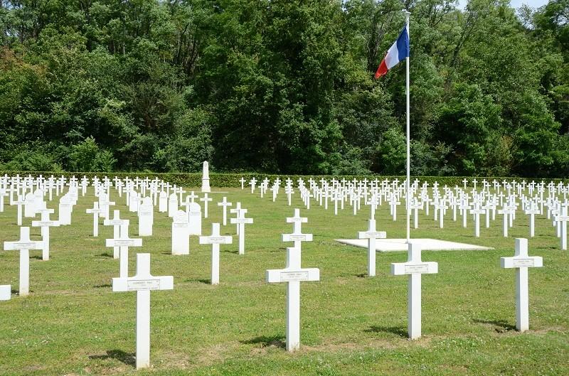 la Nécropole Nationale d'Oeuilly (02) - 1ère partie 6-112