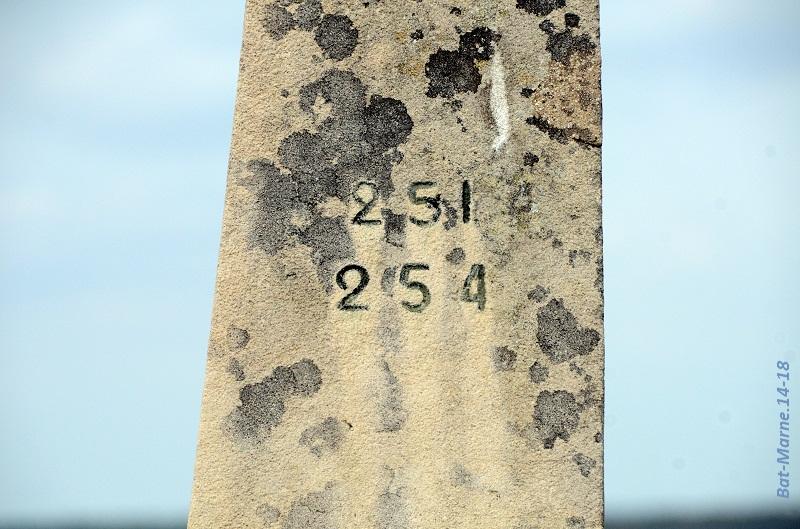 Monument à la 69e Division d'Infanterie à Cormicy (51) 614