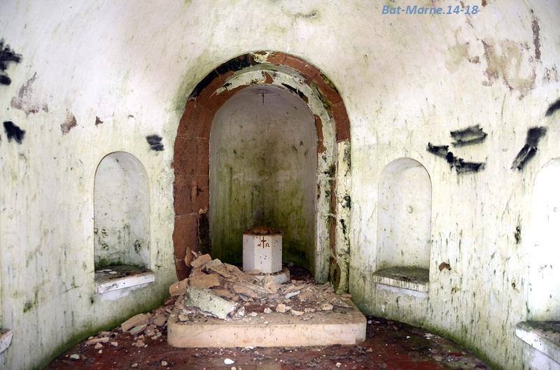 St Rigobert: Sa chapelle à Gernicourt et la légende de son oie 618