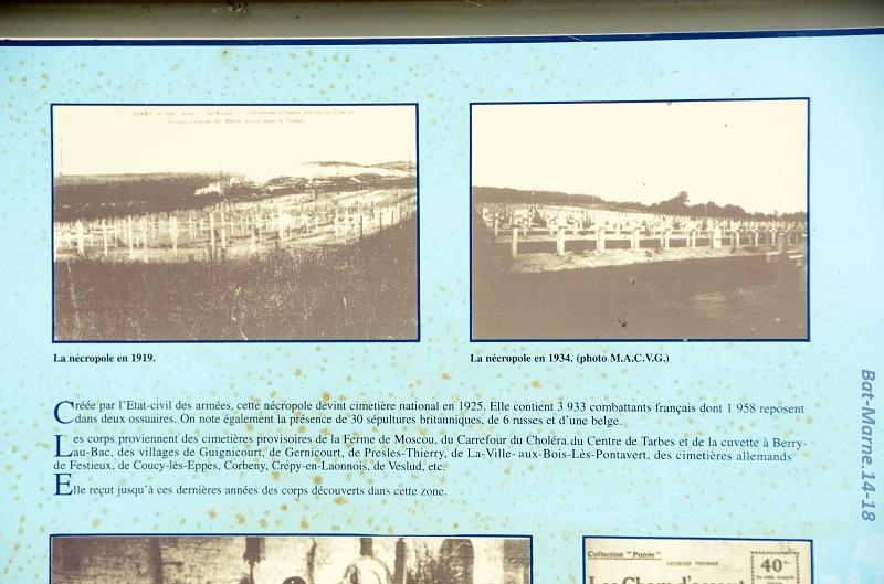 La Nécropole Nationale de Berry-au-Bac 620