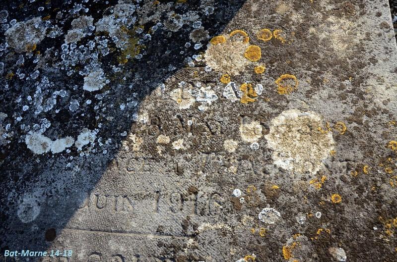 Le cimetière communal de Loivre (1ère partie) 6_210