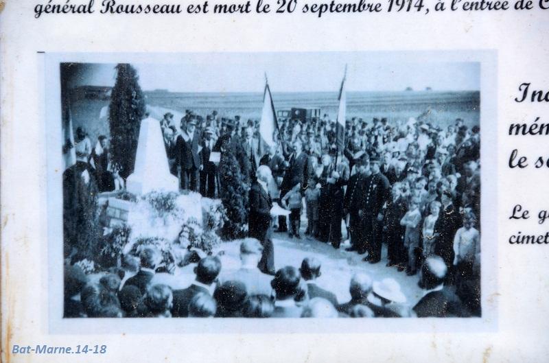 Monument à la 69e Division d'Infanterie à Cormicy (51) 714