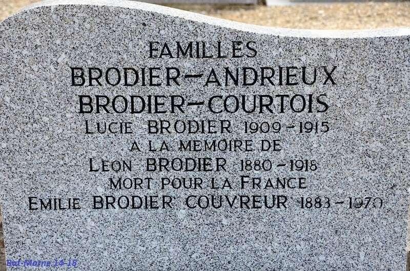 Le cimetière communal de Loivre (1ère partie) 8_110