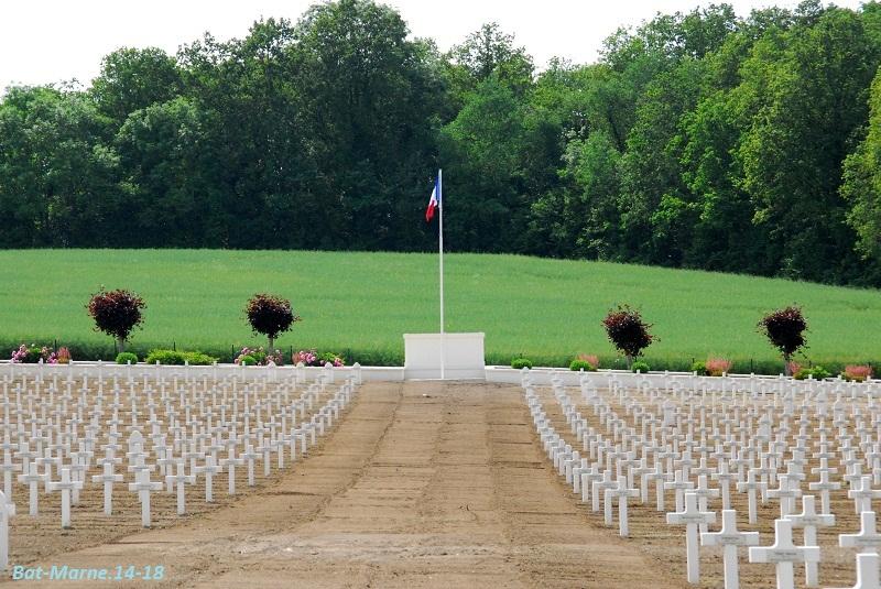 La Nécropole Nationale de Berry-au-Bac B10