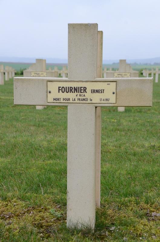 Ernest FOURNIER du 24è RI Cor10