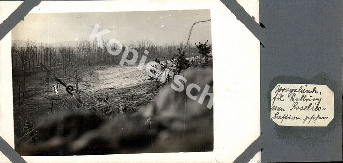 Photos Sapigneul - Berry-au-Bac et Cote 108 (3) Cote_145