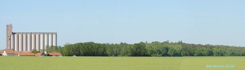 Vue panoramique de la Côte 108 Cote_158