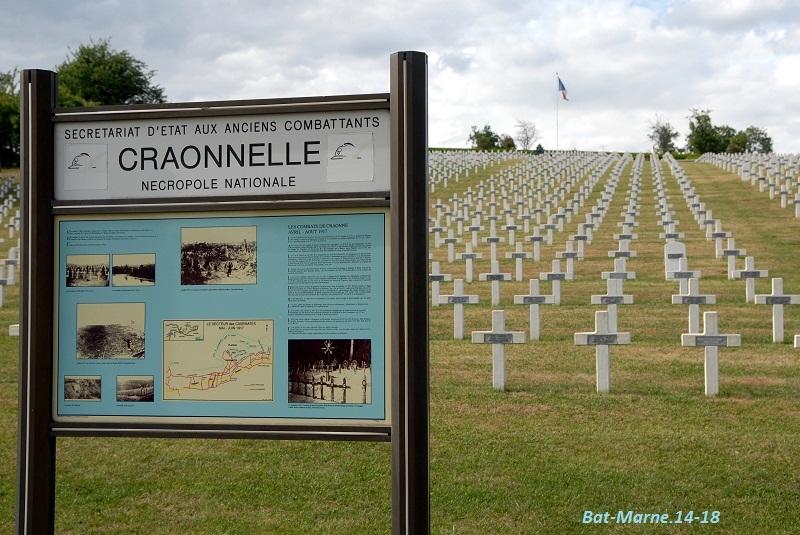 la Nécropole Nationale de Craonnelle Craonn21
