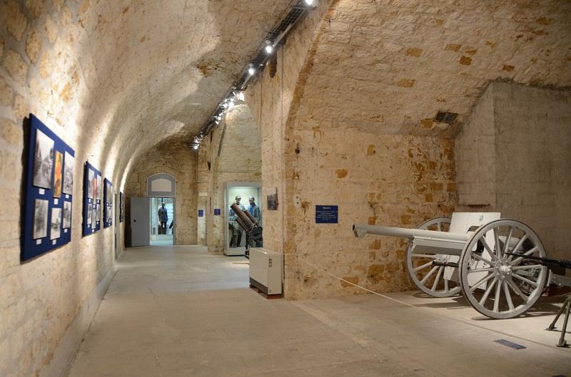 Le musée du Fort de la Pompelle (51) Dsc_2122
