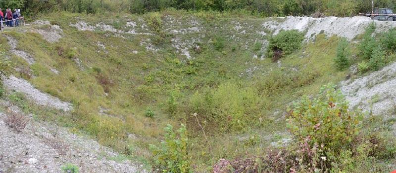 Sites et Vestiges : les entonnoirs de Perthes-lès-Hurlus (51) Entonn15