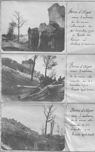 Le musée du Fort de la Pompelle (51) Ferme_11
