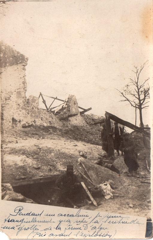 Le musée du Fort de la Pompelle (51) Ferme_12