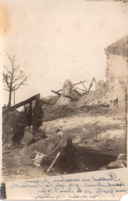 Le musée du Fort de la Pompelle (51) Ferme_13