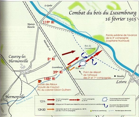 le 39e RI au Bois du Luxembourg Img00512