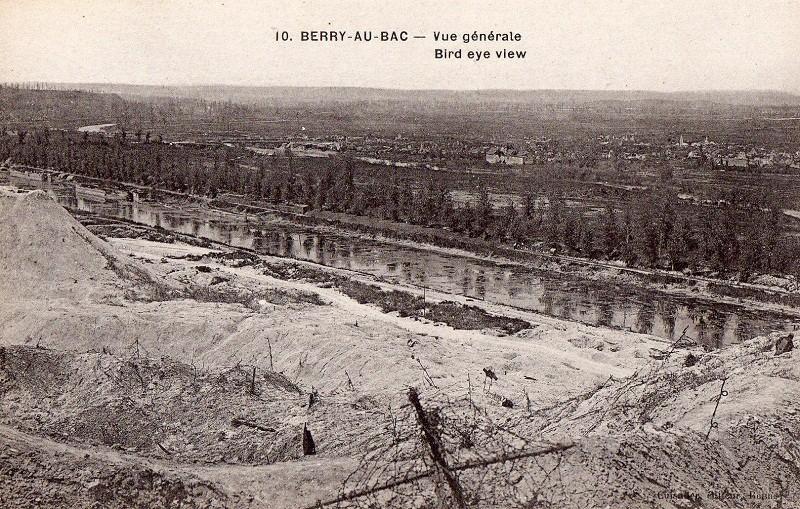 Cartes Postales  de Berry-au-Bac et de la Cote 108 Img01011