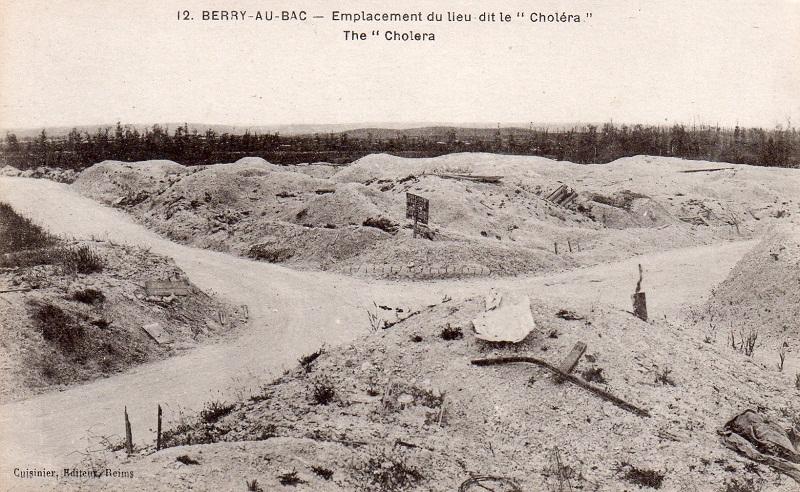 Cartes Postales  de Berry-au-Bac et de la Cote 108 Img01110