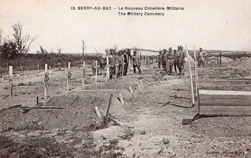Cartes Postales  de Berry-au-Bac et de la Cote 108 Img01211