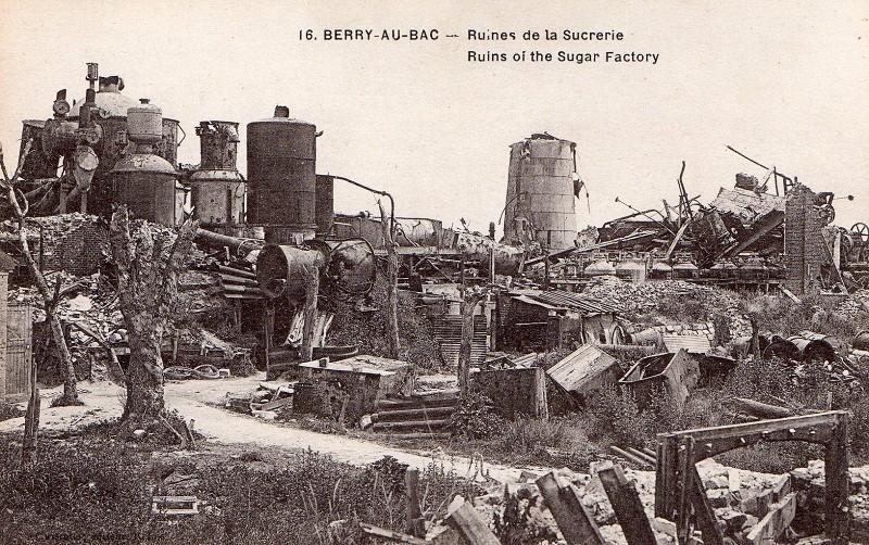 Cartes Postales  de Berry-au-Bac et de la Cote 108 Img01310