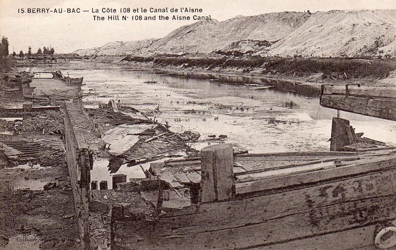 Cartes Postales  de Berry-au-Bac et de la Cote 108 Img01510