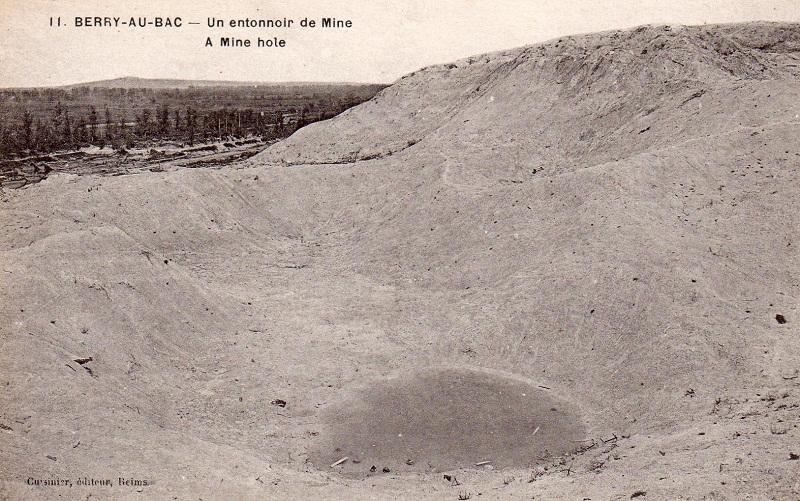 Cartes Postales  de Berry-au-Bac et de la Cote 108 Img01610