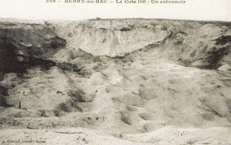 Cartes Postales  de Berry-au-Bac et de la Cote 108 Img02410