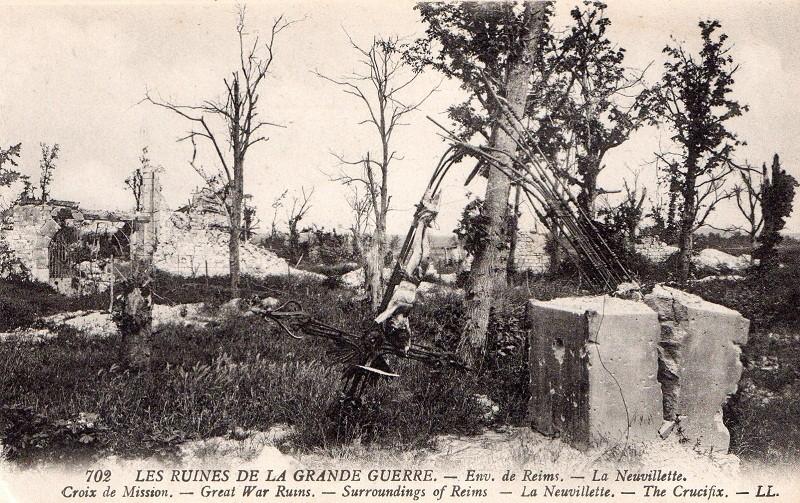 Cartes Postales  de Berry-au-Bac et de la Cote 108 Img02710