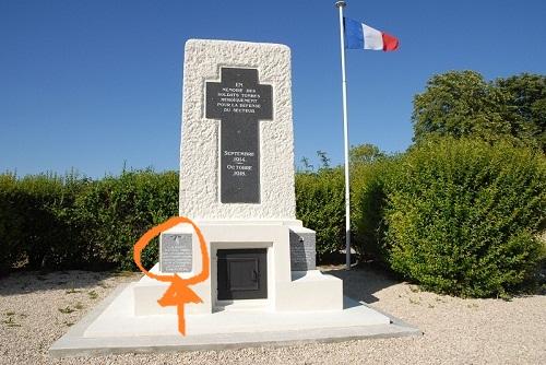 René DORME : un AS abattu dans le secteur de la Pompelle Rdorme11